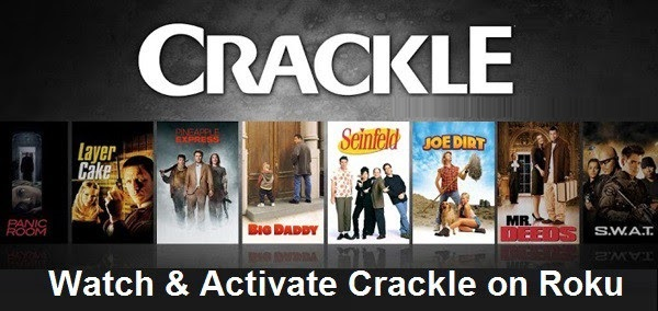 www.Crackle.com/Activate